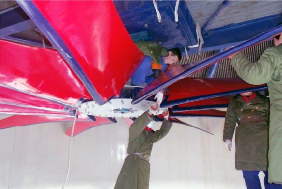 fiber-heat-exchanger-fans