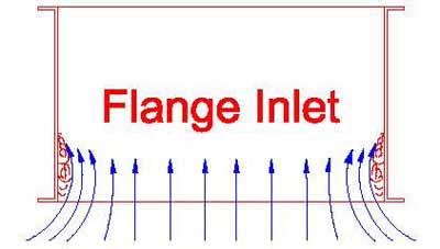 flange-inlet-of-fan